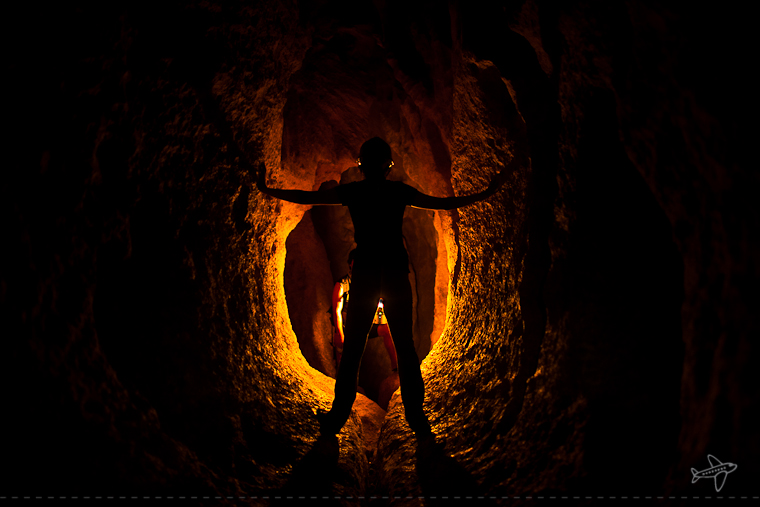 photo of the day // spelunking