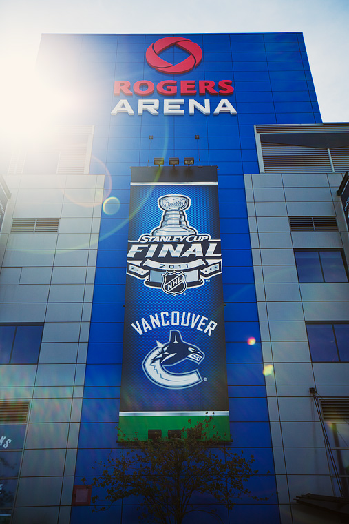 photo of the day // stanley cup final