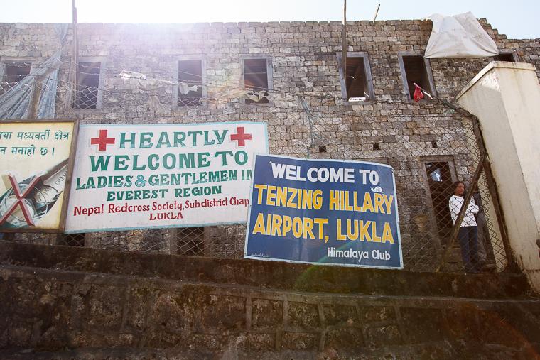 Tenzing Hillary Airport, Lukla